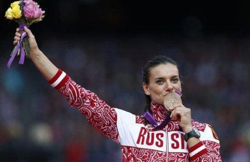 Исинбаева собирается поехать на Олимпиаду в Рио