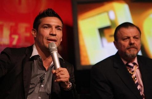 """Мартинес: """"Нокаутирую Чавеса и не дам ему реванш"""""""