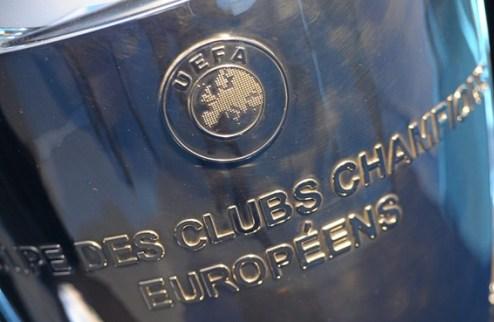 Определены призовые за участие в Лиге чемпионов 2012/13