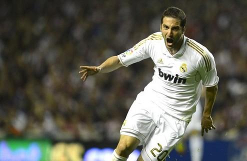Реал предложит Игуаину новый контракт