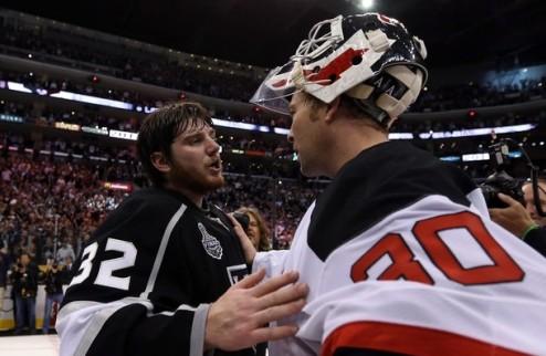НХЛ.  Звезды КХЛ и НХЛ могут сыграть друг с другом