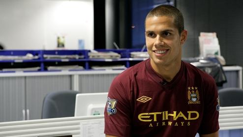 Родвелл — игрок Манчестер Сити
