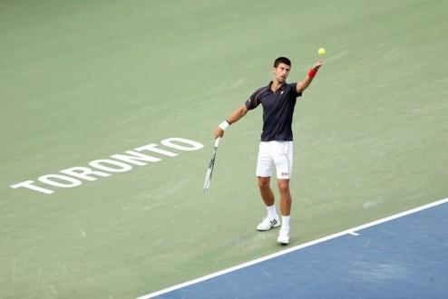 Джокович — чемпион турнира в Торонто