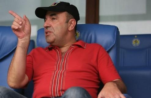 Рабинович наказал виновных и просит прощения у болельщиков