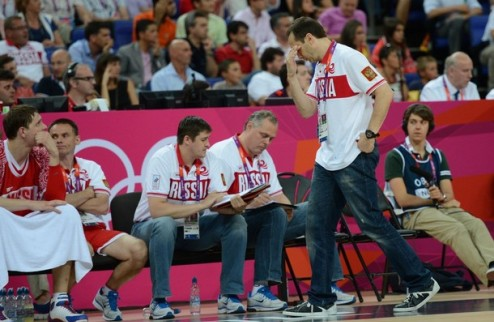 Баскетбольный турнир Олимпиады. Послесловие