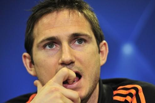 Лэмпард хочет завершить карьеру в Челси
