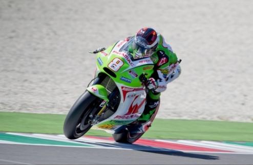 MotoGP. Эктор Барбера попробует выйти на старт Гран-при Индианаполиса