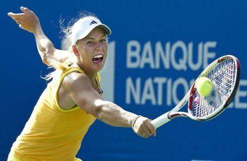 Цинциннати (WTA). Радваньска, Квитова и Возняцки побеждают, Цибулкова вылетает