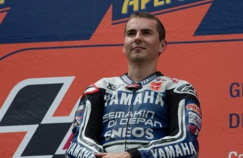 MotoGP. Лоренсо рад возвращению Росси в Ямаху