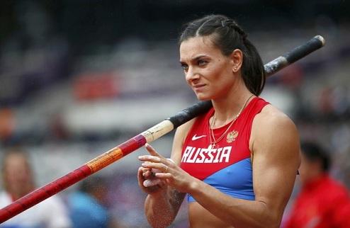 """Легкая атлетика. Исинбаева: """"Хочу закончить со спортом после Олимпиады в Рио"""""""