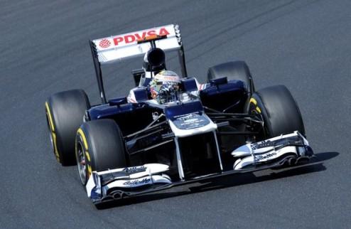 Формула-1. Мальдонадо хочет стать чемпионом с Уильямсом