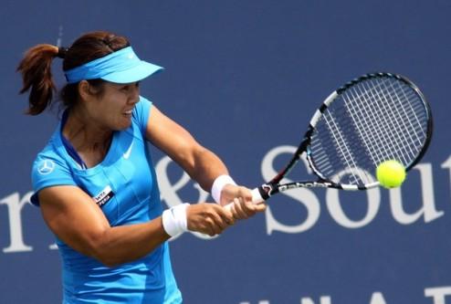 Цинциннати (WTA). На Ли громит Радваньску, тяжелая победа В.Уильямс