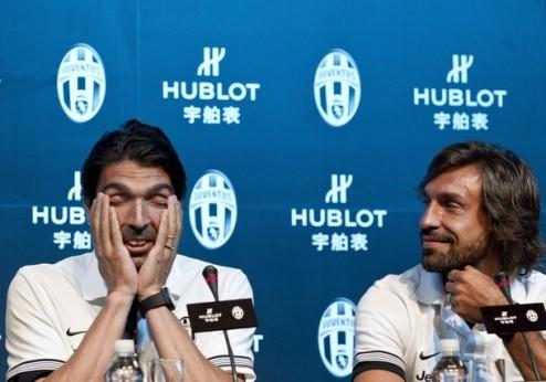 Буффон и Пирло не сыграют с Миланом