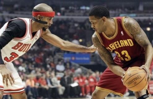 НБА. Кливленд подпишет трехлетнее соглашение с Ги