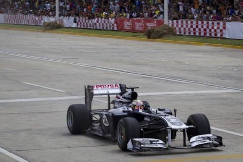 Формула-1. Уильямс — самая прогрессирующая команда