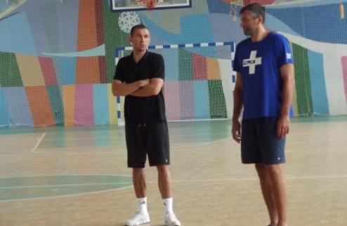 МБК Николаев завершил сбор в Карпатах