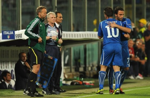 Милан дает Кассано и семь миллионов за Паццини