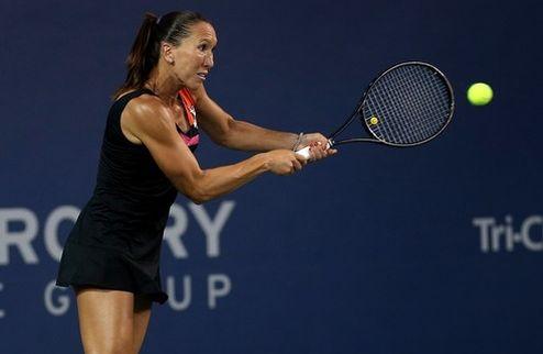 Даллас (WTA).  Уверенная победа Винчи, проблемы Янкович