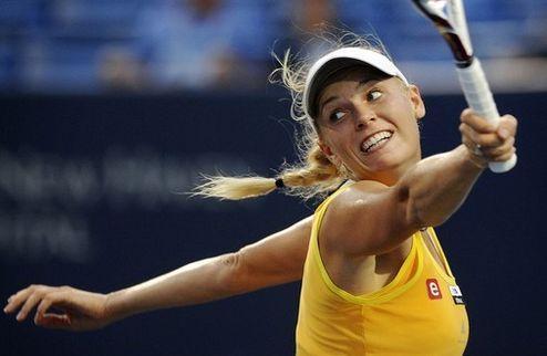 Нью-Хейвен (WTA). Спокойная победа Возняцки, успешное возвращение Петкович