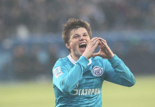 Зенит: 10 миллионов за Аршавина