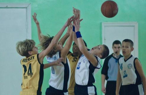 ФБУ реформирует детский баскетбол