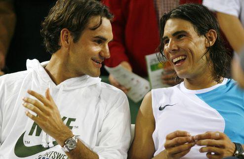 "Федерер: ""Рано или поздно Рафа вернется"""