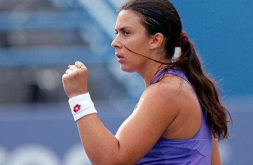 Нью-Хейвен (WTA). Говорцова выбила Радваньску