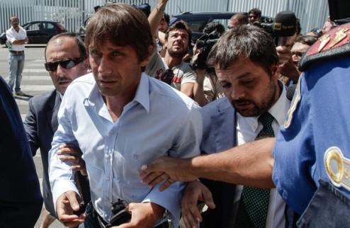 Апелляция Антонио Конте отклонена
