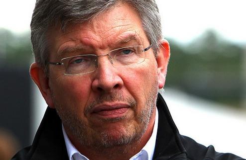 """Браун: """"Нужно максимально снизить фактор случайности в Формуле-1"""""""