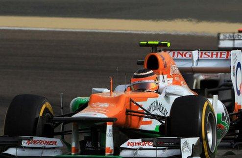 Формула-1. Хюлькенберг: должны настигнуть Уильямс в Кубке конструкторов