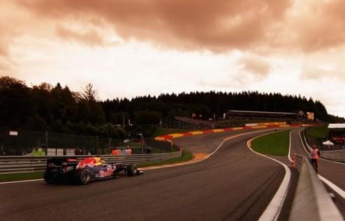 Формула-1. Тысячи болельщиков не останутся без гонки в Спа