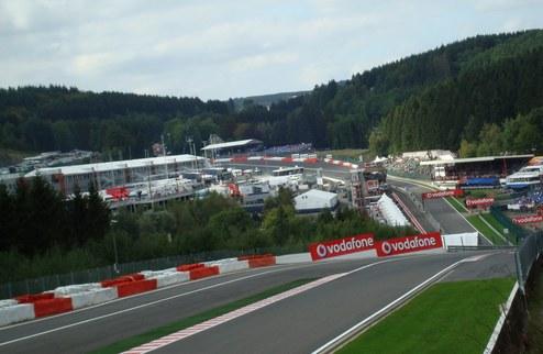 Гран-при Бельгии: в Формуле-1 до 2015 года