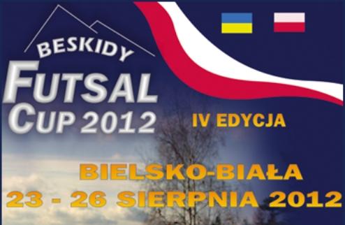 ������. Beskidy Futsal Cup 2012. ������ � ������, ������� ��� ���