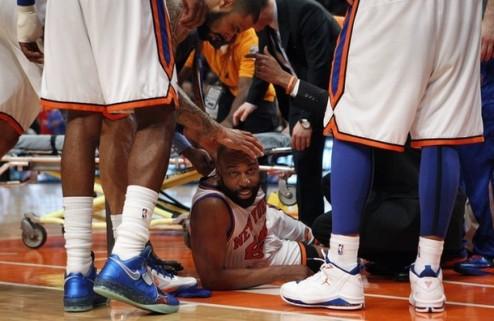 НБА. Дэвис останется в Никс