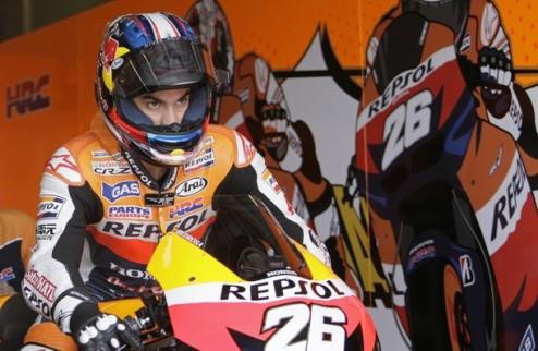 MotoGP. Гран-при Чехии. Педроса — быстрейший в третьей практике