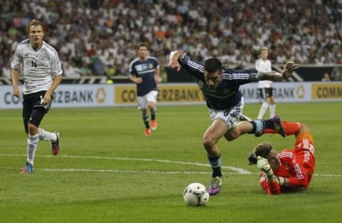 Соса снова вызван в сборную Аргентины