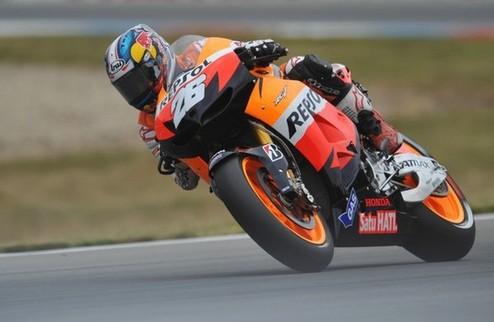 MotoGP. ����-��� �����. ������� ��������� � ����� � �������