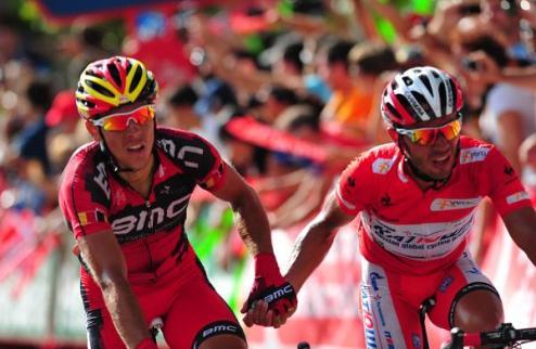 Вуэльта. Жильбер выигрывает в Барселоне, Родригес увеличивает отрыв