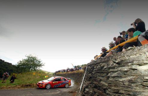 P-WRC. У Кикирешко возникли проблемы с тормозной системой в Германии
