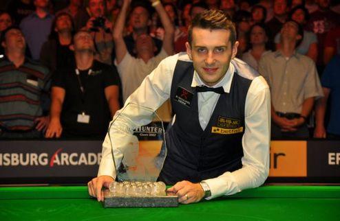 Снукер. Марк Селби снова берет Arcaden Paul Hunter Classic