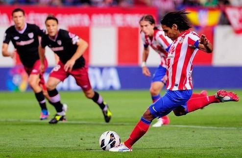 Фалькао: Атлетико готов к матчу с Челси