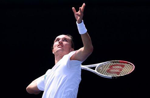 US Open (АТР). Долгополов проходит во второй круг