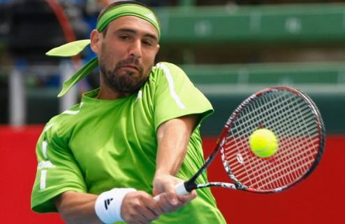US Open (АТР). Багдатис  вышел на Долгополова, Монако вылетает, Джокович побеждает