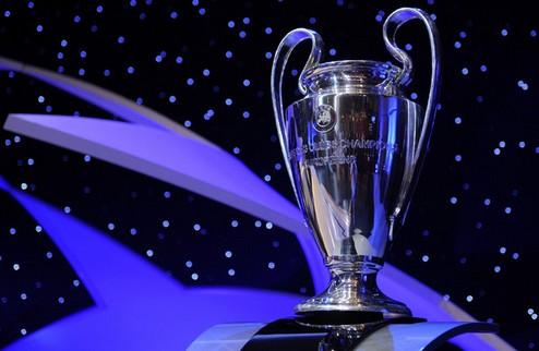 Превью жеребьевки группового этапа Лиги чемпионов