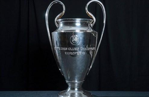 Жеребьевка группового этапа Лиги чемпионов. Как это было