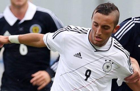Ливерпуль подпишет нападающего сборной Германии
