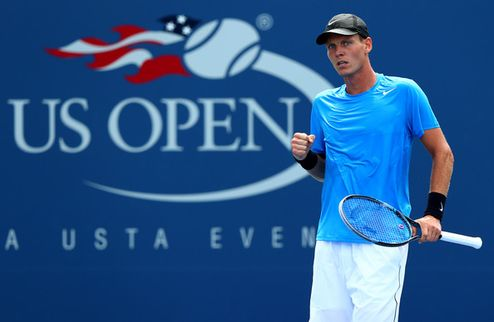 US Open (���). ��������� ������ ������� � ������, �������� ��������