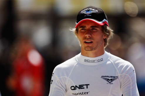 Формула-1. Гран-при Бельгии. Пик — быстрейший во второй практике