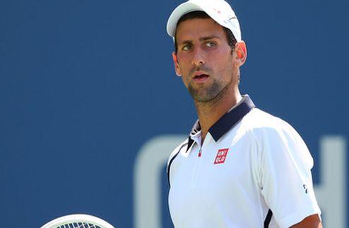 US Open. Джокович: победа налегке