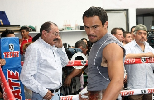 """Маркес: """"Паккьяо боится драться со мной, так как не хочет рисковать боем с Мейвезером"""""""